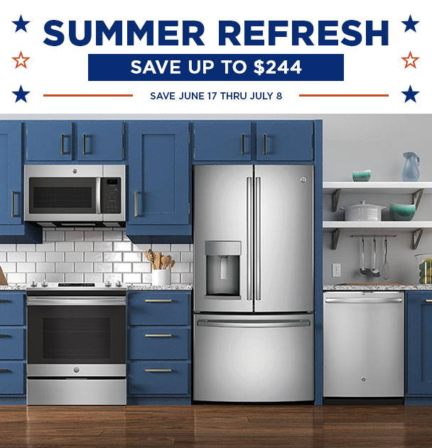 Summer Refresh: save up to $244