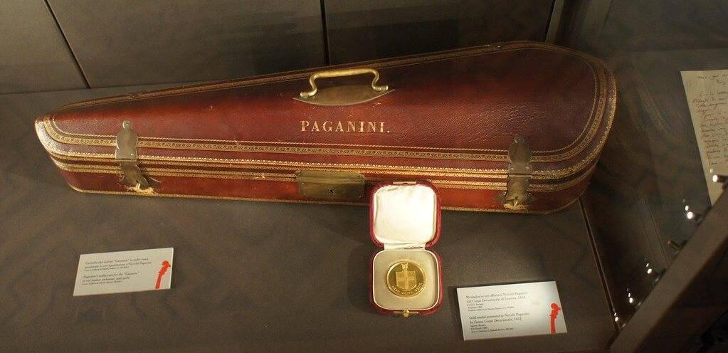 Paginini Violin Case
