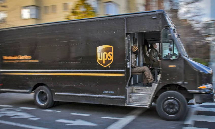 UPS Delivery Shipping