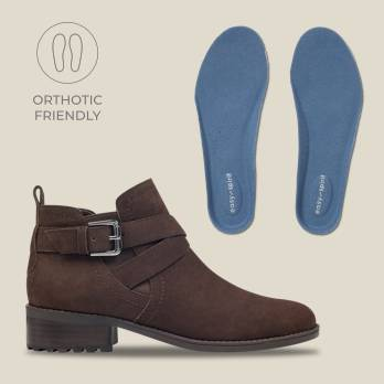 Orthotic Friendly Boots