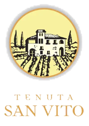 Tenuta San Vito Wine Logo - Italian Wine distributed by Beviamo International in Houston, TX