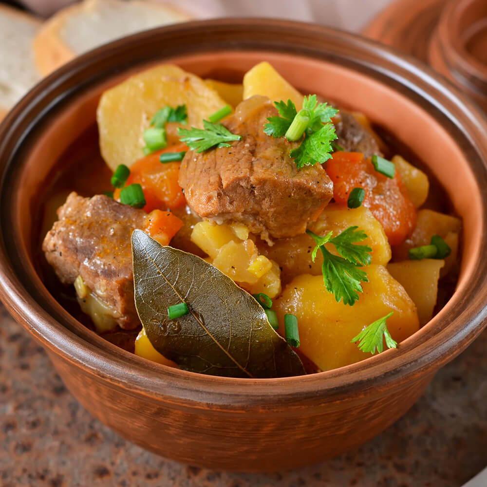 High Quality Organics Express Bay Leaf Stew