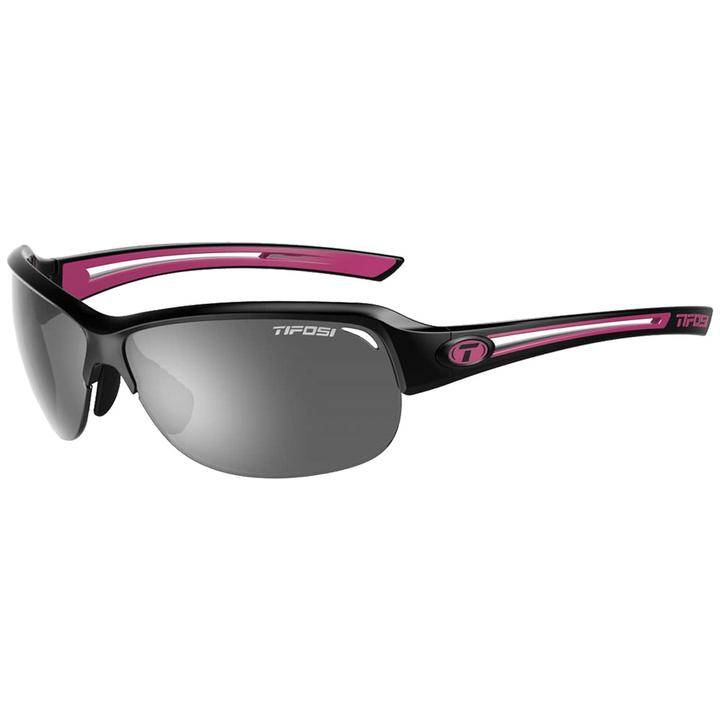 Tifosi Mira Black/Pink Sunglasses