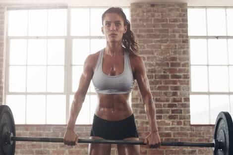 Muskelaufbau Frauen Tipps