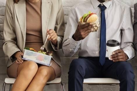 Low Carb Diät auch unterwegs umsetzen