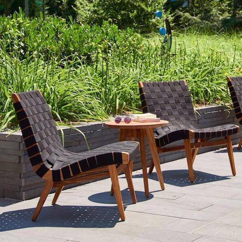 Outdoor Lounge Furniture - Chairs