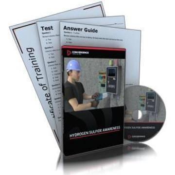 Hydrogen Sulfide Awareness DVD