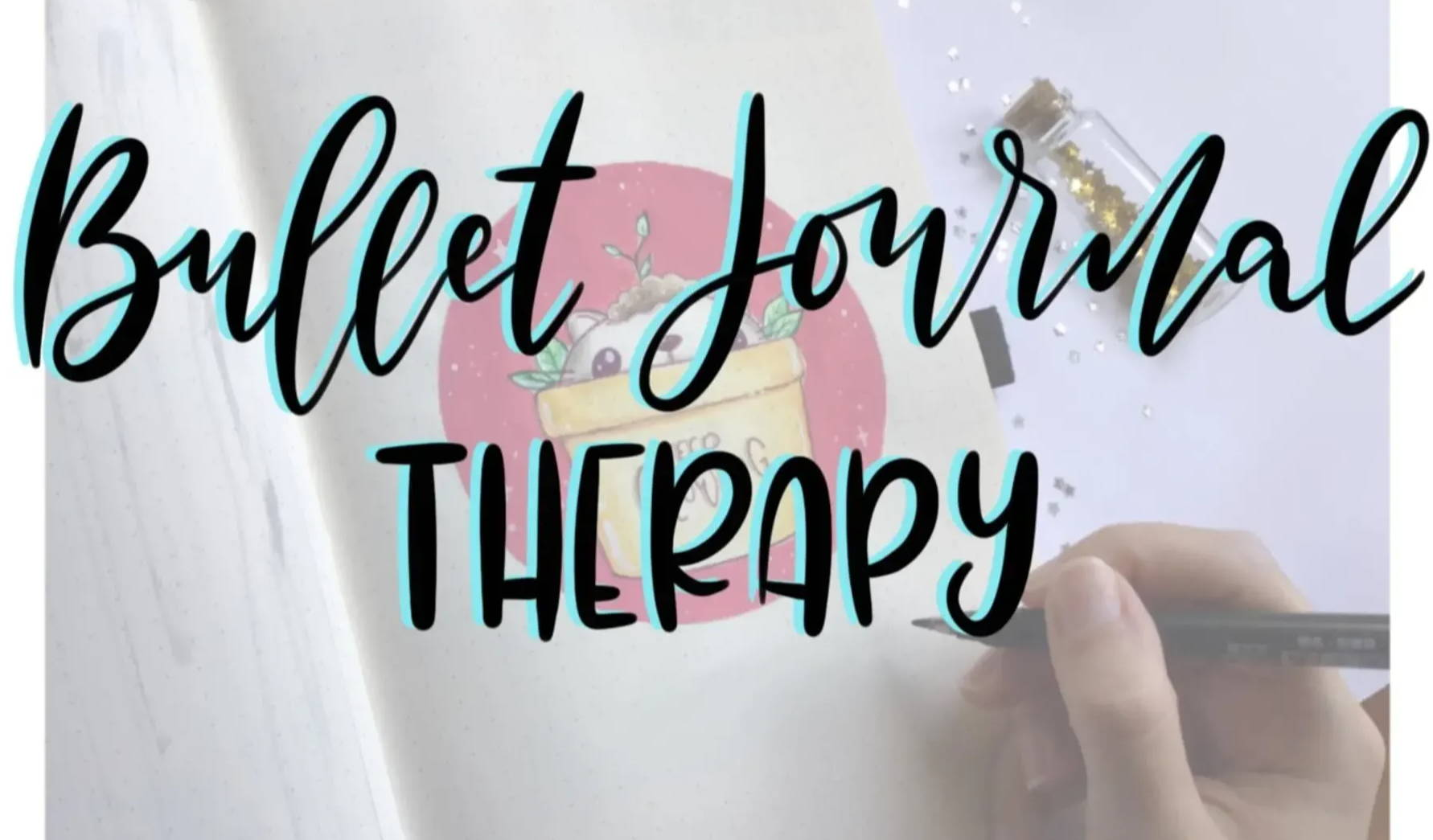 Bullet Journal Therapy