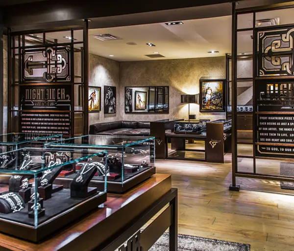 NightRider Jewelry Cherry Creek Shopping Center, Denver, CO