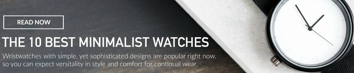 Shop the 10 Best Minimalist Watches