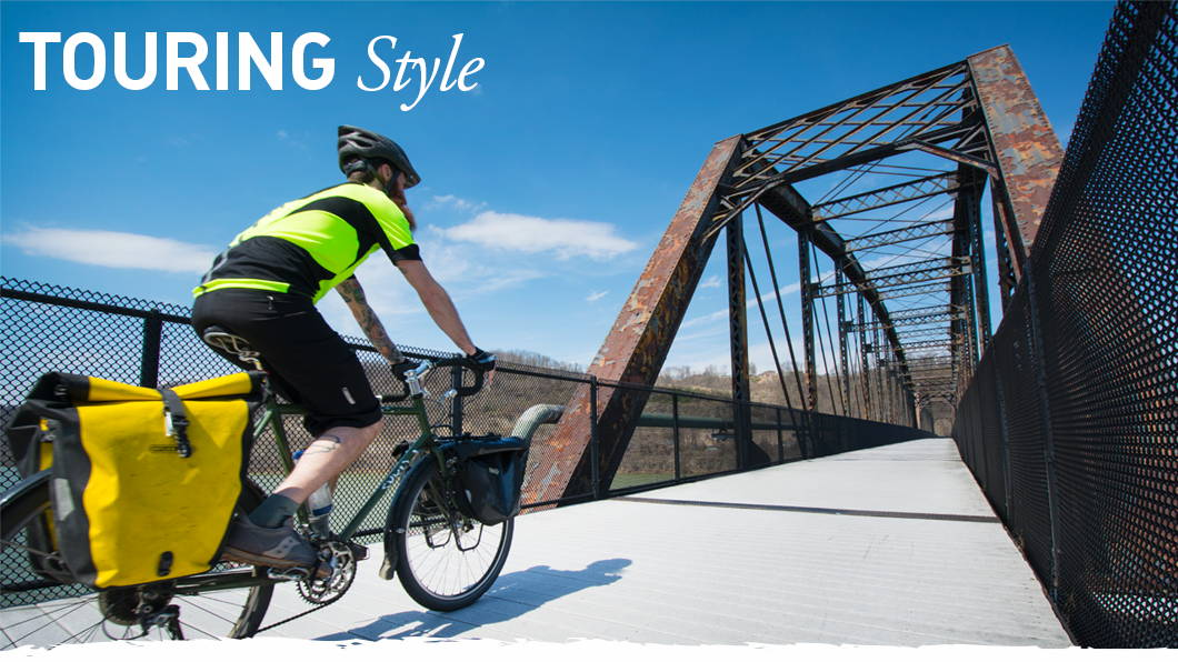 Bike Touring Apparel