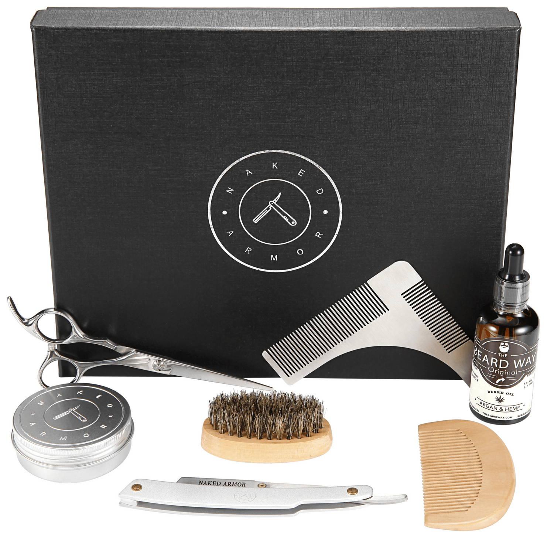 Beard Grooming Exfoliate
