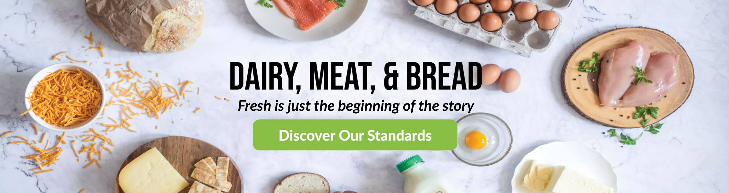 Our Meat Standards