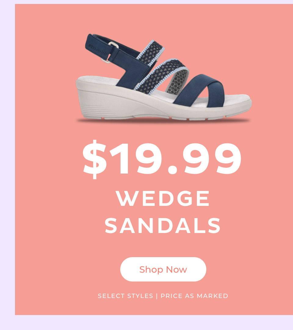 $19.99 Wedges