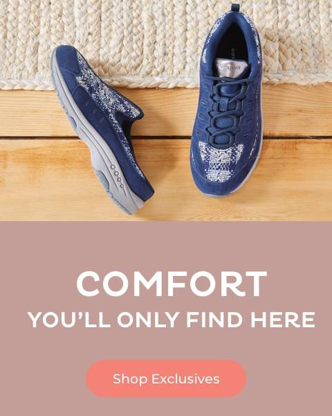Comfort You'll Only Find Here