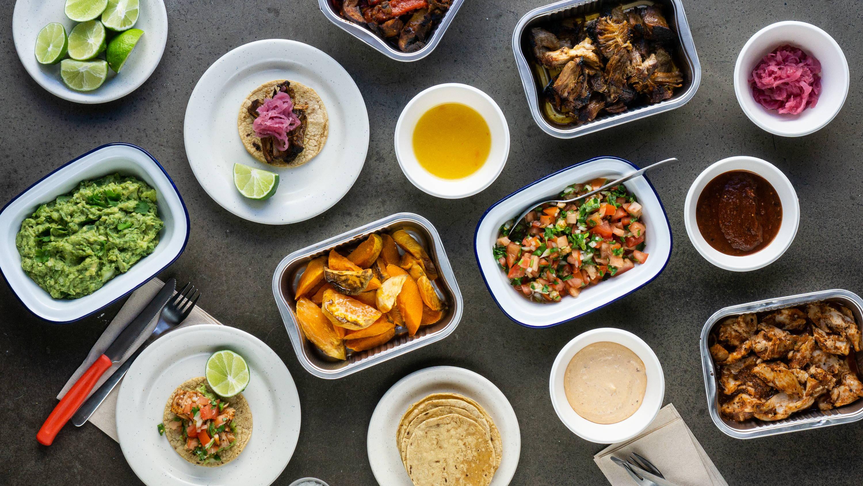 Måltidskasser fra dine yndlings restauranter
