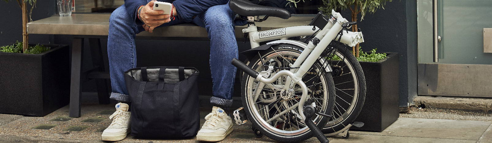 Brompton folding bikes are great for your day trips and commutes to work.