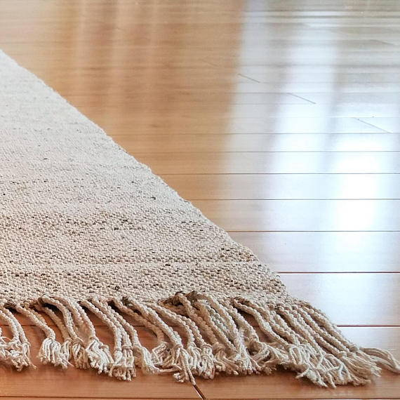 Stemp Hemp Rug