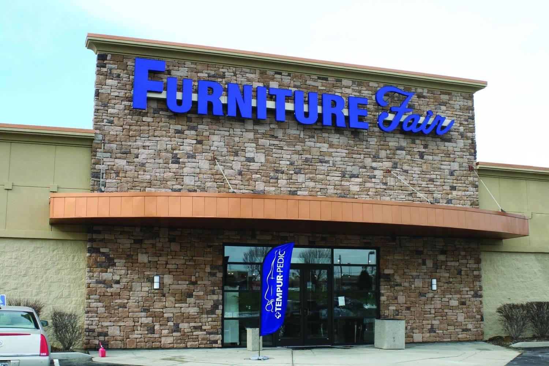 Florence Showroom - Furniture Fair - Furniture & Mattress Store