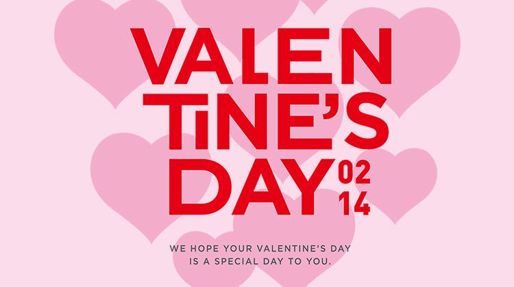 VALENTINE'S DAY 0214