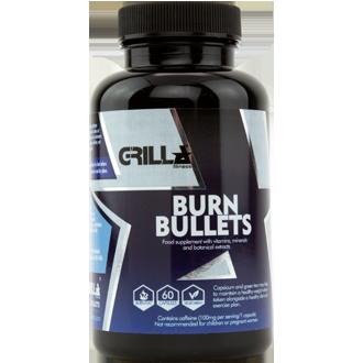 Burn Bullets