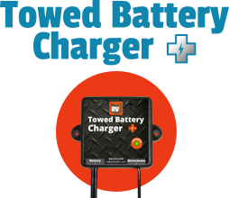 Towed Battery Charger