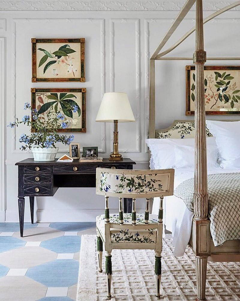 Bedroom by Tory Burch