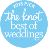 The Knot 2018 Pick: Best of Weddings