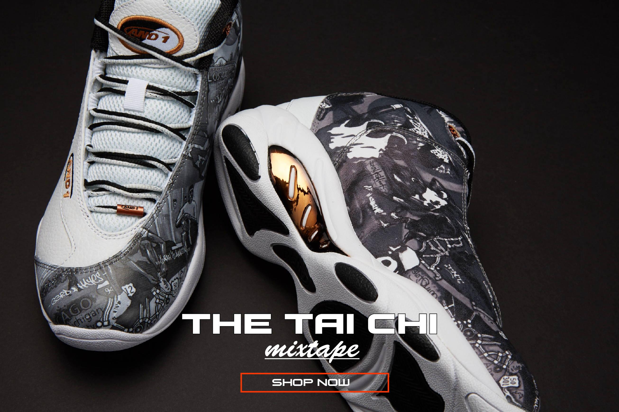AND1.com - The Tai Chi Mixtape 7df612e9b47