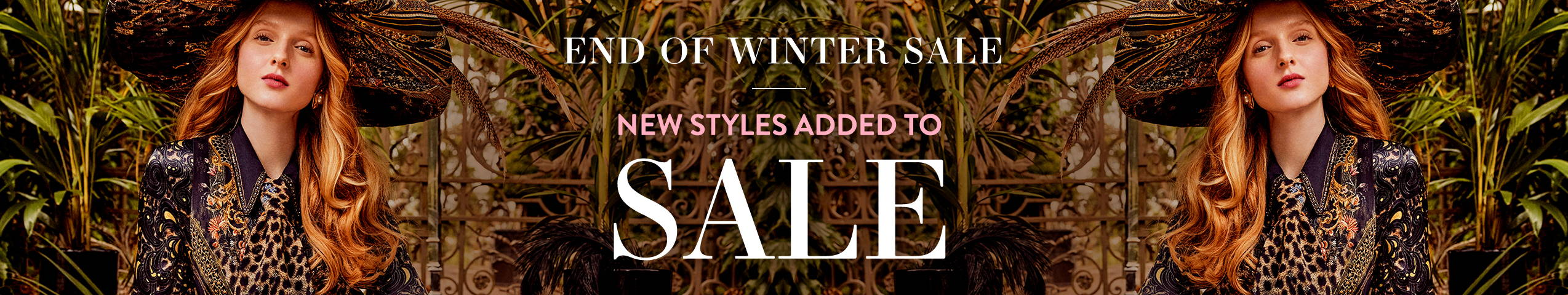 End Of Winter Sale, New Prints Added To SALE