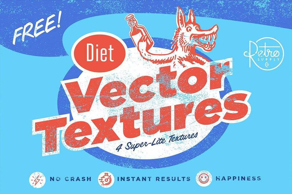 Free No-Crash Vector Textures