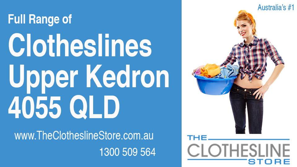 New Clotheslines in Upper Kedron Queensland 4055