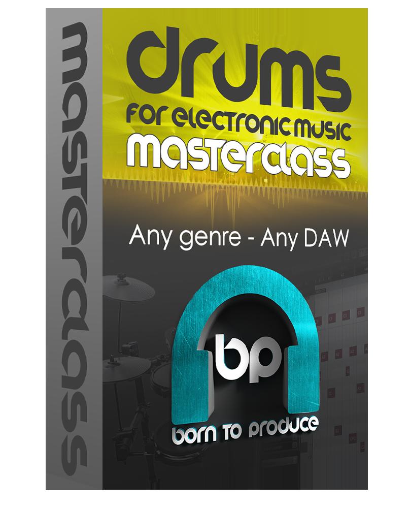 edm drums tutorial