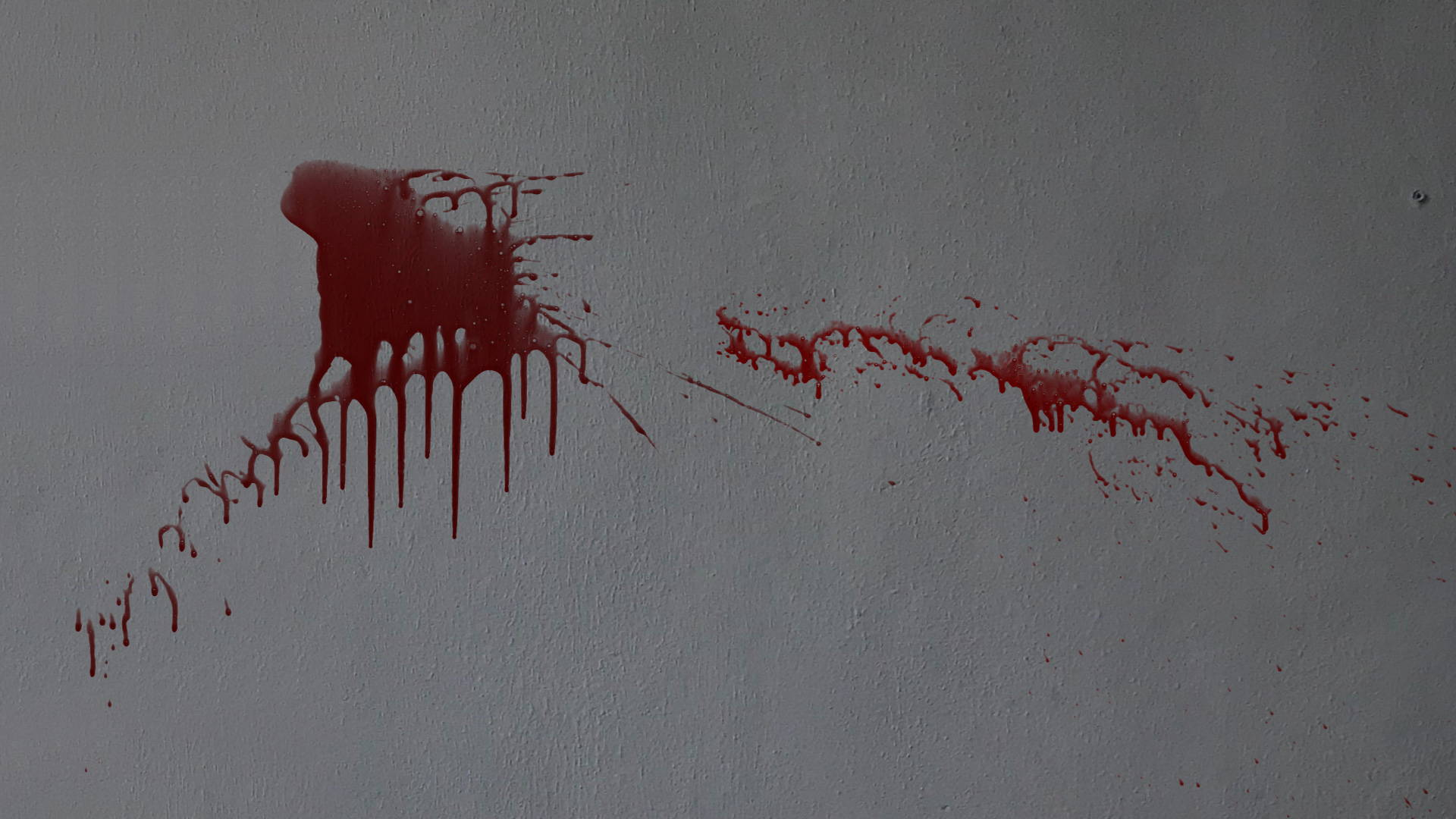 Blood Splatter VFX Stock Footage Elements