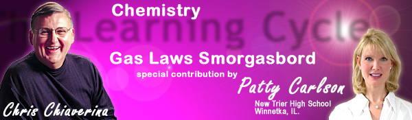 Chemistry Gas Laws Smorgasbord