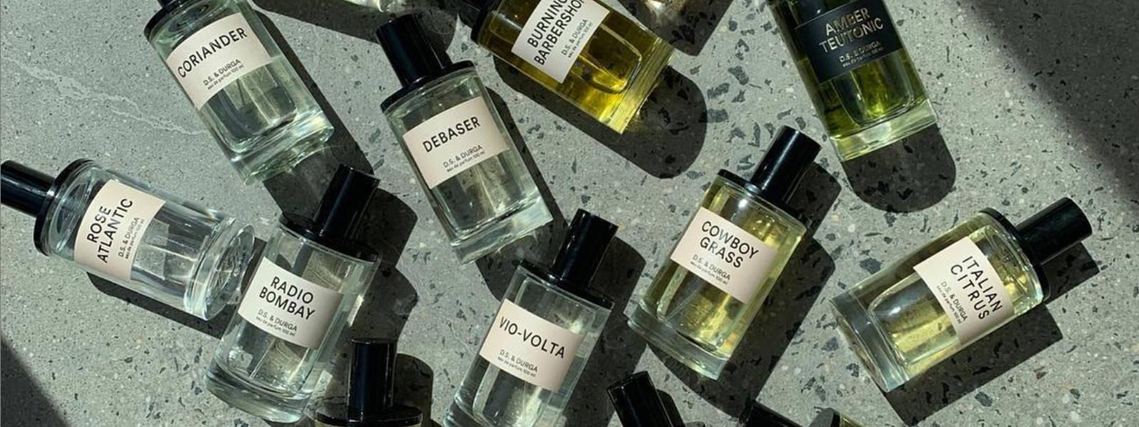 D.S. & Durga Eau de Parfum Bottles