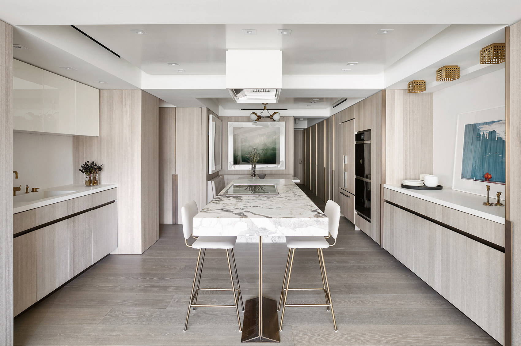 Contempo | Central Park Duplex | Workshop APD