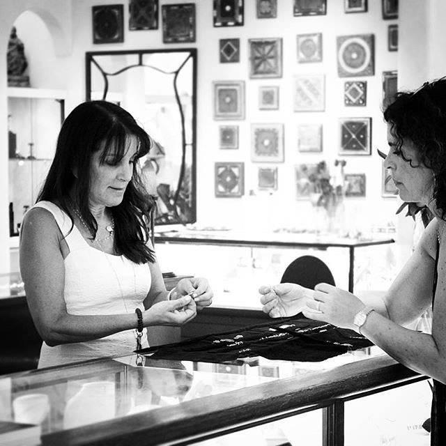 Jewelry Designer Penny Preville