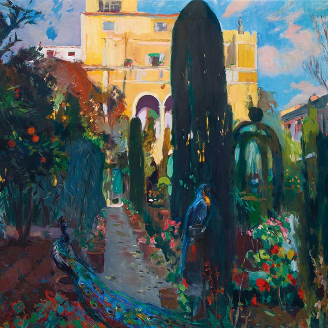 Joaquin Mir Trinxet Art