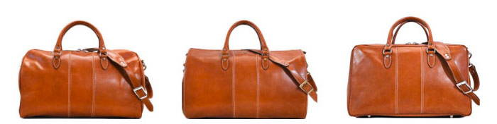 Tempesti Leather Bag Collection