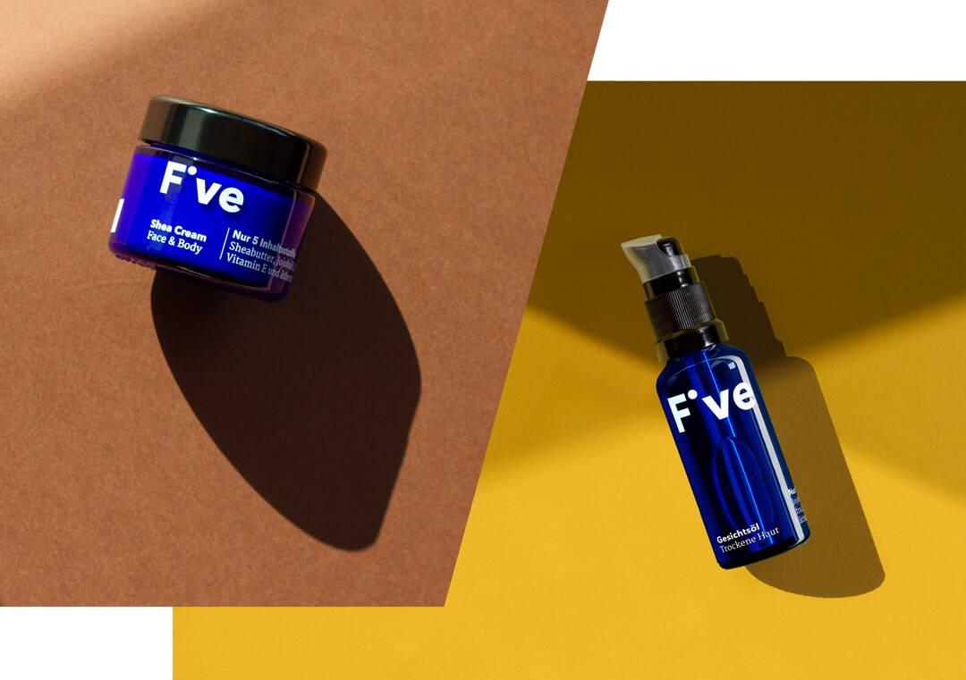 Trockene Haut: Nehme ich die FIVE Shea Cream oder das FIVE Gesichtsöl?   Five Skincare