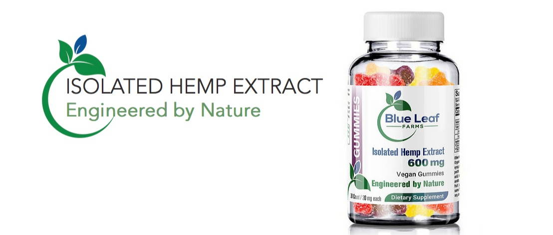 Isolated Hemp Extract