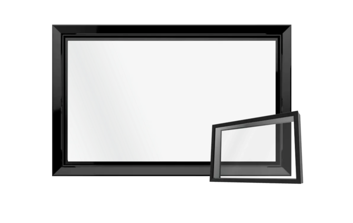 The TV Shield PRO Lite indoor TV enclosure