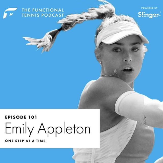 Emily Appleton on the Functional Tennis Podcast
