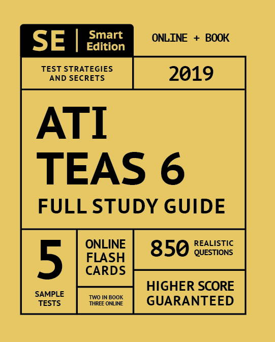 Smart Edition ATI TEAS 6 - Free Online Test Prep and Practice Tests