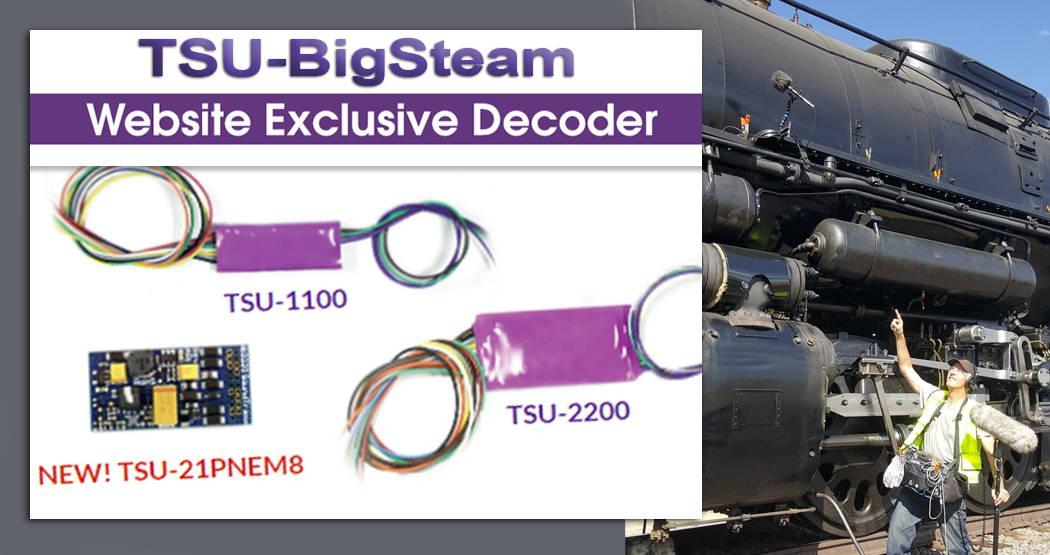 Tsunami2 TSU-BigSteam