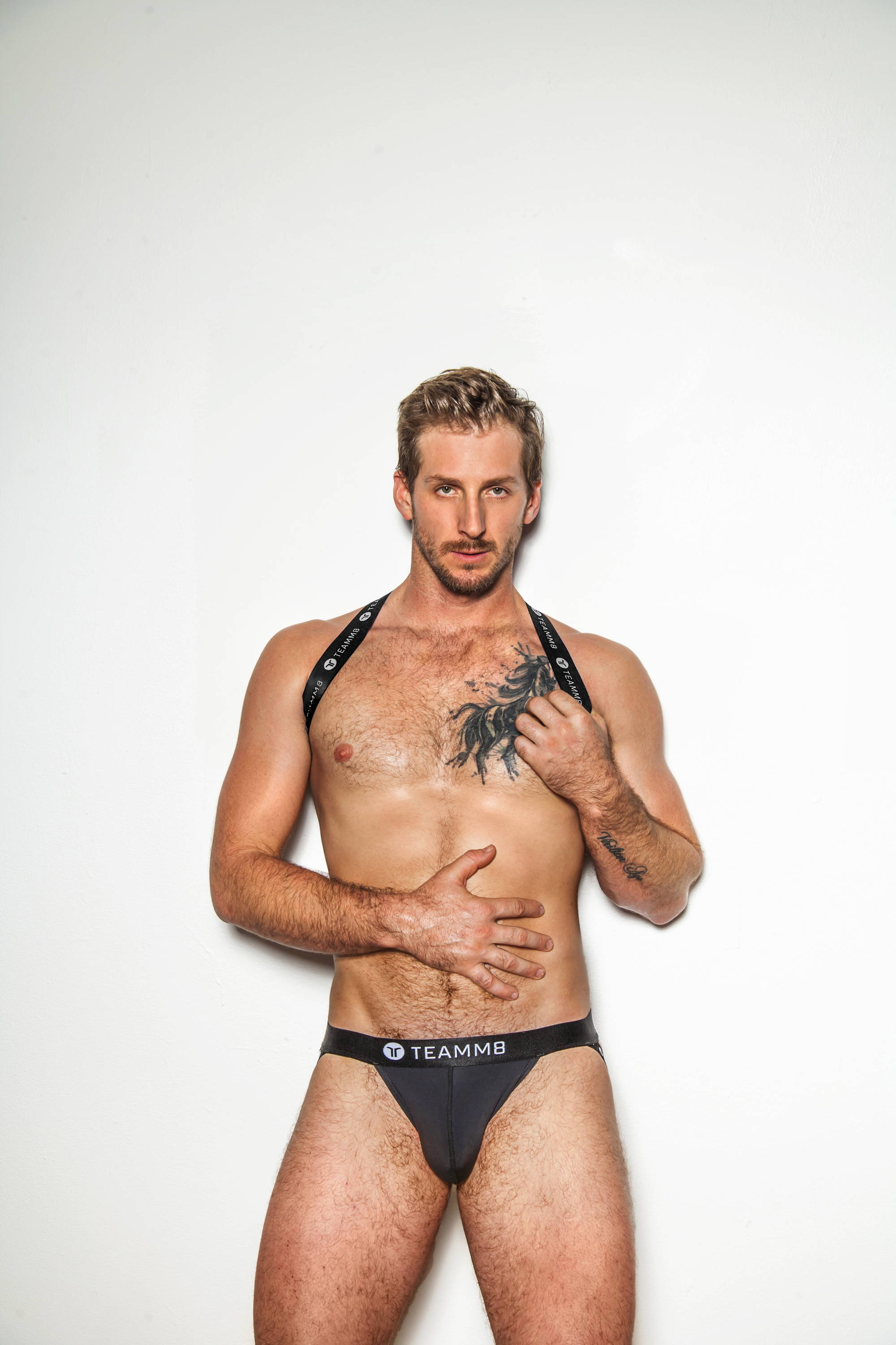 Teamm8 Jock - Black