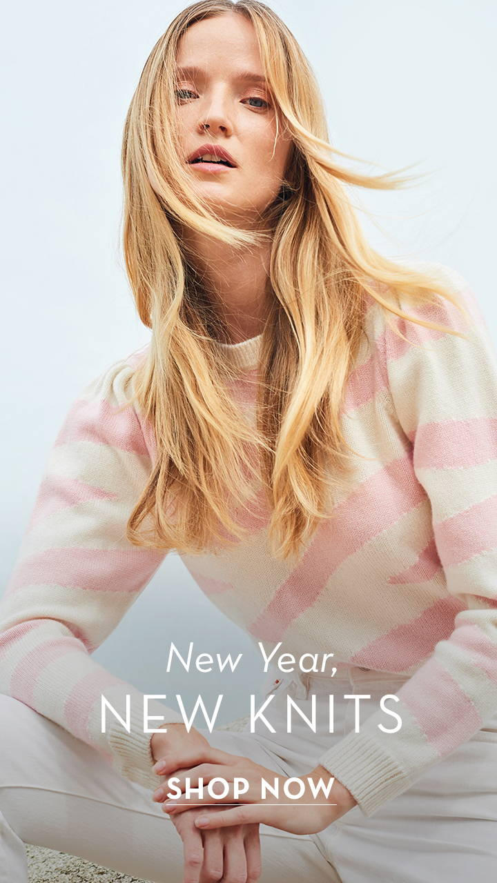 New Year, New Knits, Shop Now