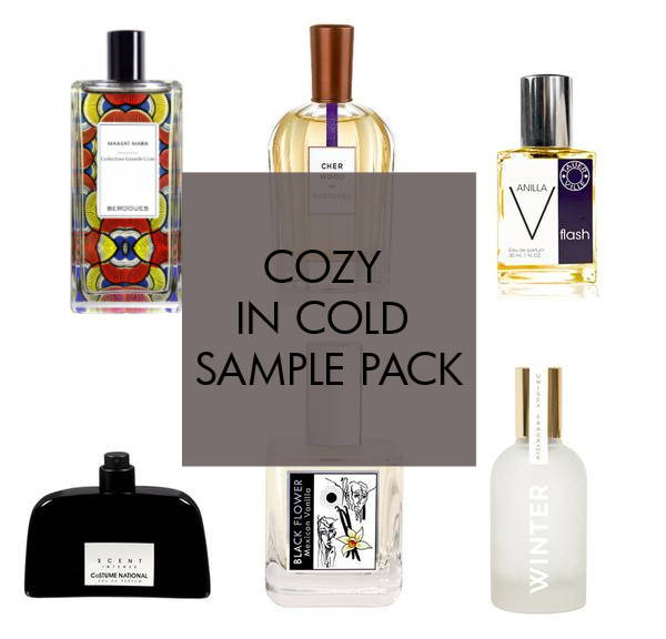 Cozy in Cold Sample Pack
