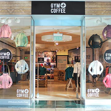 Gym+Coffee Clothing Store Dundrum